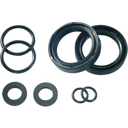 James Gaskets Front Fork Oil Seal Kit For Harley-Davidson JGI-45849-84