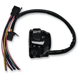K&S Technologies Universal Turn Signal Switch Black