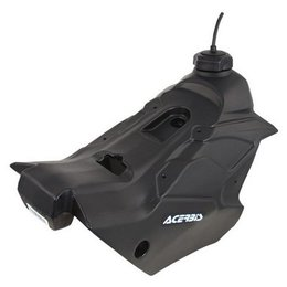 Black Acerbis 2.3 Gallon Fuel Tank For Yamaha Yz450f 10-11