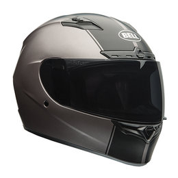 Bell Powersports Qualifier DLX Rally Full Face Helmet Grey
