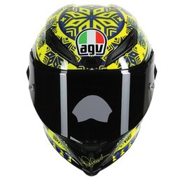 AGV Ltd. Edition Valentino Rossi Corsa Winter Test 2015 Replica Full Face Helmet Black