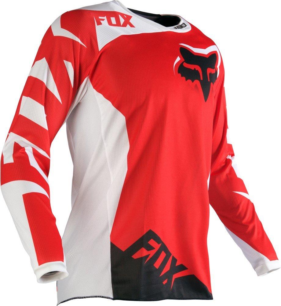 27 95 Fox Racing Youth Boys 180 Race Jersey 235443