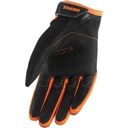 Thor Youth Boys Spectrum MX Gloves Grey