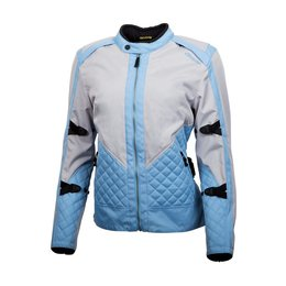 Scorpion Womens Dominion Textile Jacket 2014 Blue