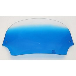 Memphis Shades Batwing 7 Inch Windshield Blue