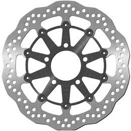 BikeMaster Contour Front Brake Rotor For Triumph 1260X Unpainted