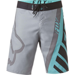 Fox Racing Mens Motion Creo Boardshorts Grey