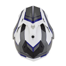 AFX FX-39DS FX39 DS Veleta Dual Sport Adventure Helmet Blue