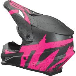 Thor Sector Hype Helmet Grey
