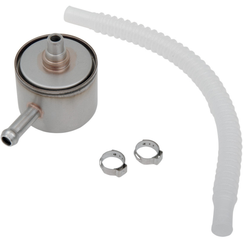 $39.95 Drag Specialties Fuel Filter/Fuel Line/Clamps Kit #237680