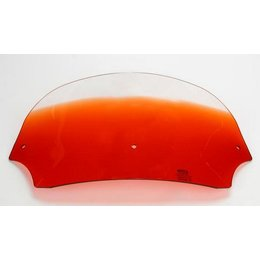 Memphis Shades Batwing 7 Inch Windshield Orange