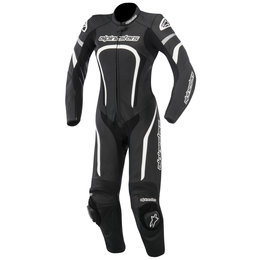Alpinestars Womens Stella Motegi 1 Piece Leather Suit 2015 Black