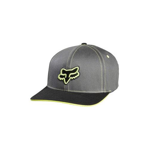 90690c145408d ... Fox Racing Renovation Flexfit Hat  02985-028-SM. Charcoal ...