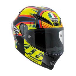 AGV Corsa Soleluna Qatar Full Face Helmet Black