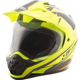 GMAX GM11 Expedition Adventure Helmet Yellow