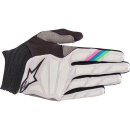 Alpinestars Mens Aviator Gloves Grey