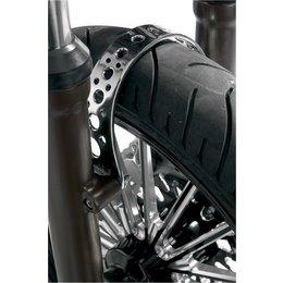 Chrome Rsd Tracker Front Fork Brace For Harley Flst Fxst Fxdwg