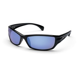 Black/blue Mirror Suncloud Mens Hook Sunglasses With Polarized Lens 2014 Black Blue Mirror
