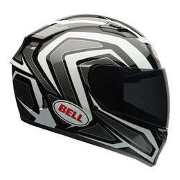 Bell Powersports Qualifier Machine Full Face Helmet White