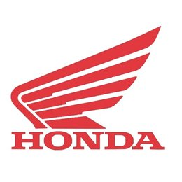 Factory Effex Decal Wing Logo 3-Pack Red For Honda 284251