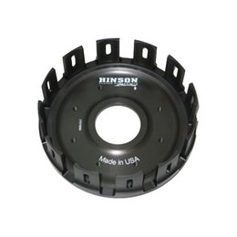Hinson Billetproof Clutch Basket With Cushions Aluminum For Kaw KX125 H029