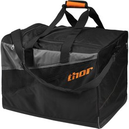 Thor Equip Duffle Travel Luggage Gear Bag Black
