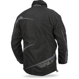 Fly Racing Mens Carbon Snow Jacket Black