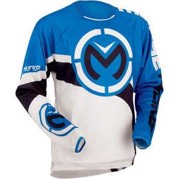Moose Racing Mens Qualifier Jersey Blue