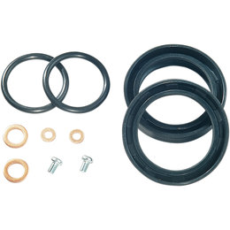 James Gaskets Front Fork Oil Seal Kit For Harley-Davidson JGI-45849-87