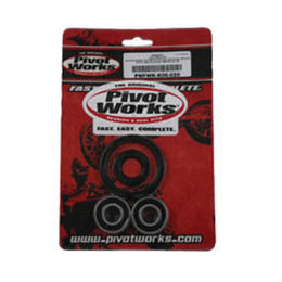 N/a Pivot Works Wheel Bearing Kit Rear For Kawasaki Kdx Klx250 650