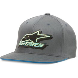 Alpinestars Mens Charms Flexfit Hat Grey