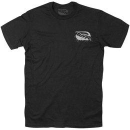 MSR Mens Motocycles Graphic T-Shirt Black