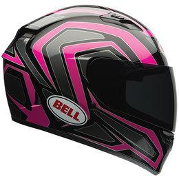 Bell Powersports Womens Qualifier Machine Full Face Helmet Black