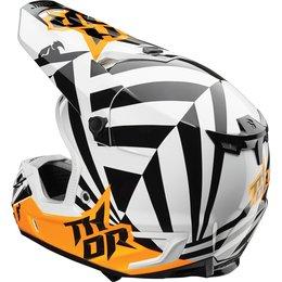 Thor Verge Dazz Helmet White