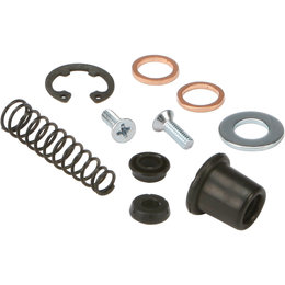 All Balls Racing Front Brake Master Cylinder Rebuild Kit 18-1002 Unpainted