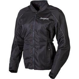 Scorpion Womens Maia Armored Textile Jacket Black