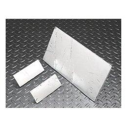 Aluminized Fiberglass Maier Heat Tile Kit 6x2 Universal