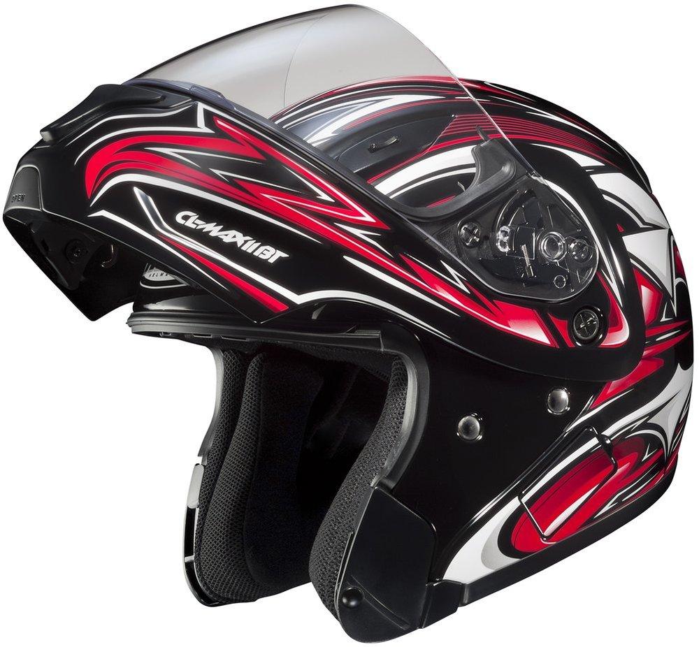 93 29 Hjc Mens Cl Max Ii Bt Atomic Modular Helmet 2013