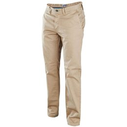 Troy Lee Designs Mens Caliper Chino Cotton Blend Slim Fit Pants Beige