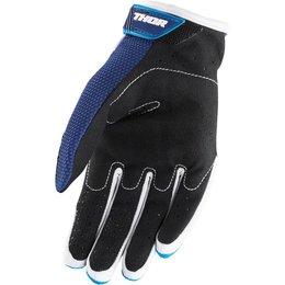 Thor Youth Boys Spectrum MX Gloves Blue