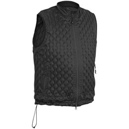 Black Firstgear Mens Heat Air Pump Vest 2014