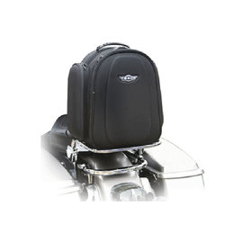 T-Bags Luggage Vegas Sissy Bar Bag Black Universal