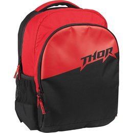 Thor Slam Pack School Travel Motorsports Gear Backpack With Laptop/Tablet Sleeve Black