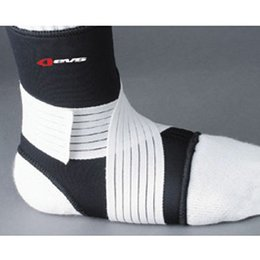 Black Evs As14 Ankle Stabilizer Support Protector