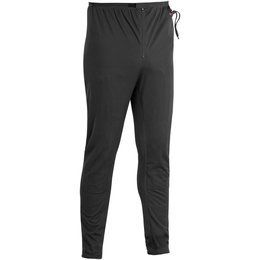Black Firstgear Mens Heated Wind Block Waterproof Pant Liner 2014