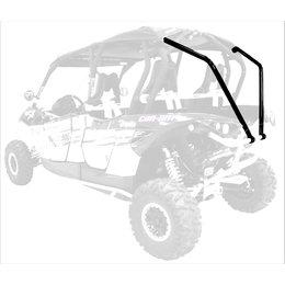 Dragonfire Racing RacePace 4 Seat Back Bones For Can-Am Maverick Max Black Black