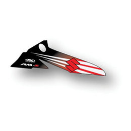 N/a Factory Effex Graphic Kit Replacement 11 Style For Suzuki Rm-z250