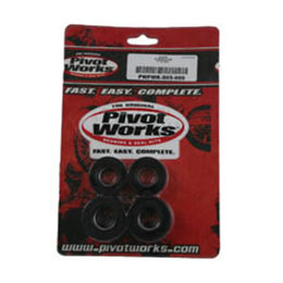 N/a Pivot Works Wheel Bearing Kit Front For Suzuki Dr-z400 Rm