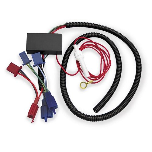 show chrome isolated trailer wire harness for 185029. Black Bedroom Furniture Sets. Home Design Ideas