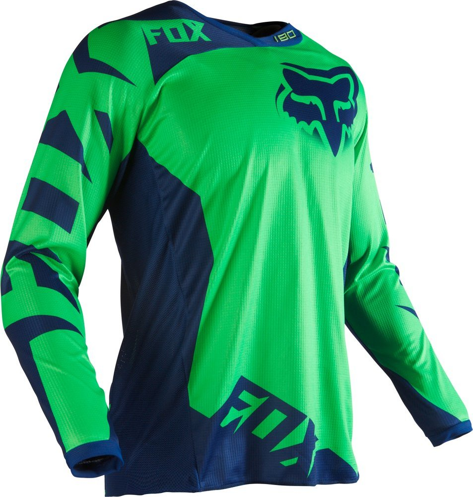 fox racing youth boys 180 race jersey 235443. Black Bedroom Furniture Sets. Home Design Ideas